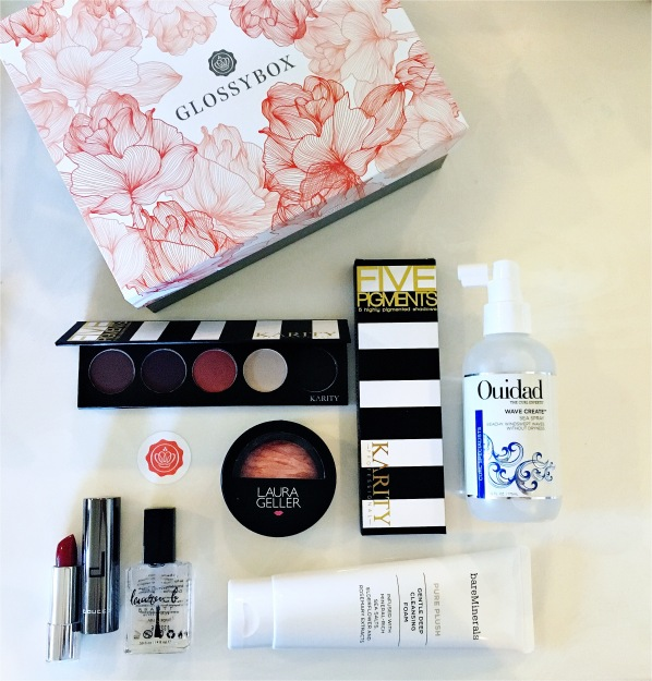 Glossybox Filled With Love Mother's Day