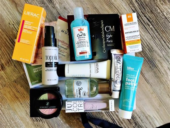 luxury beauty box sampler amazon
