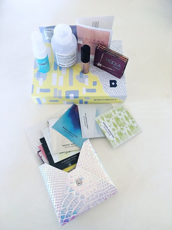May Birchbox & Pinrose exclusive