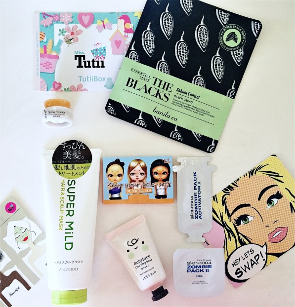 Miss Tutii Box May 2016
