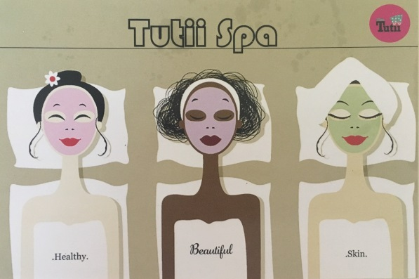 tutii spa card