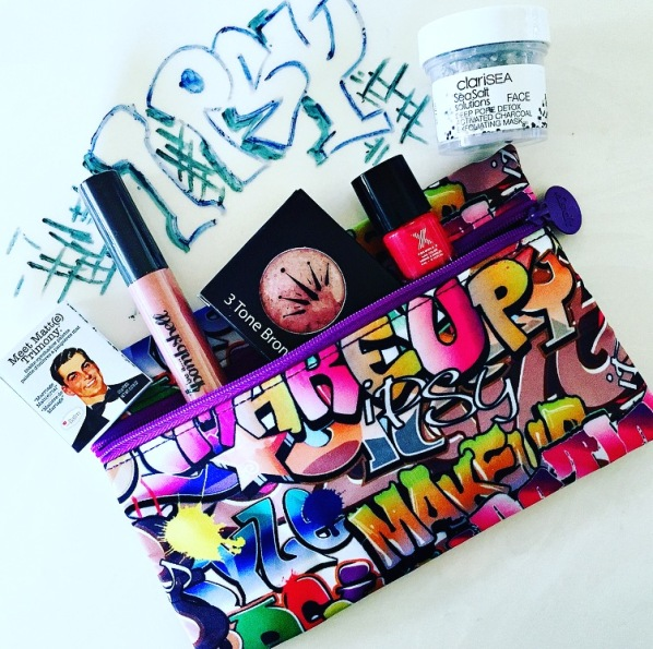 Ipsy Rebel rebel June Glam Bag