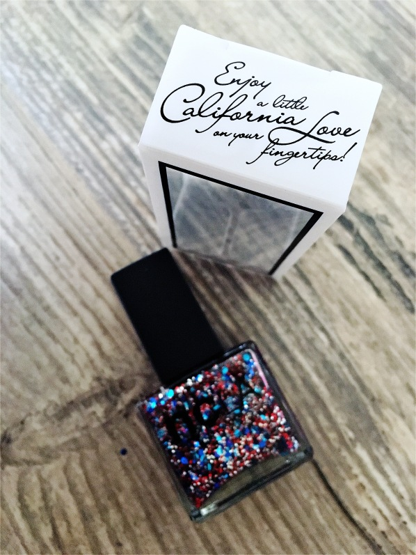 NCLA Nail Polish, Born on the 4th