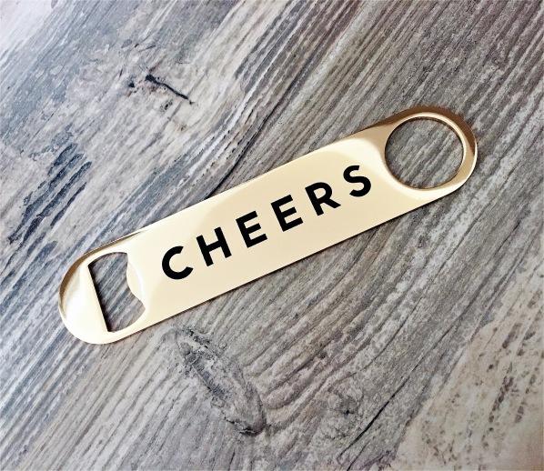 Sisters  of Los Angeles Cheers bottle opener