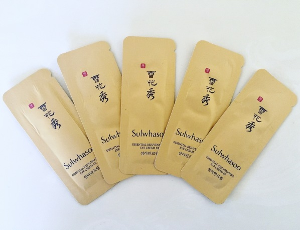 Sulwhasoo Essential Eye Cream