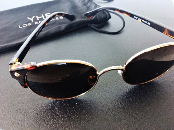 YHF LA sunglasses