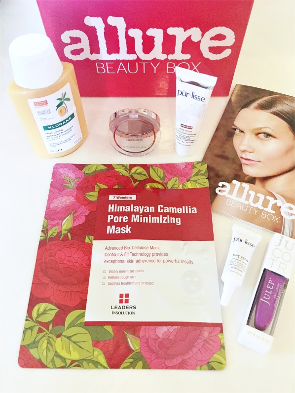 Allure Beauty Box June
