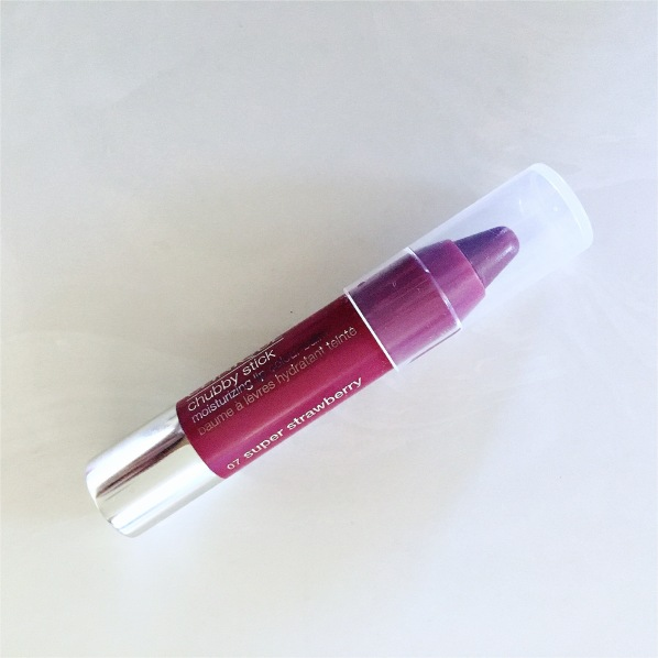 Clinique Super Strawberry chubby Stick