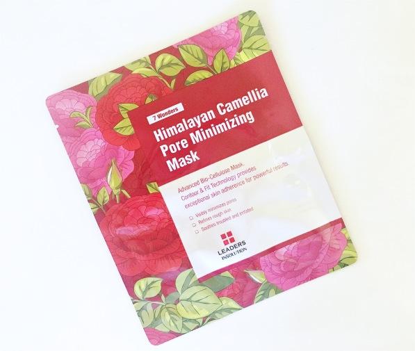 Himalayan Camellia Pore Minimizing Mask