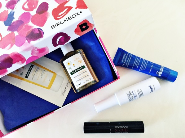 July Birchbox 2016