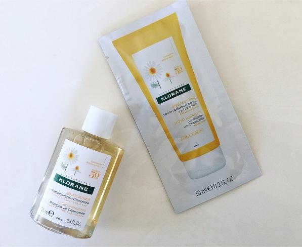 Klorane Blondes Shampoo & Conditioner