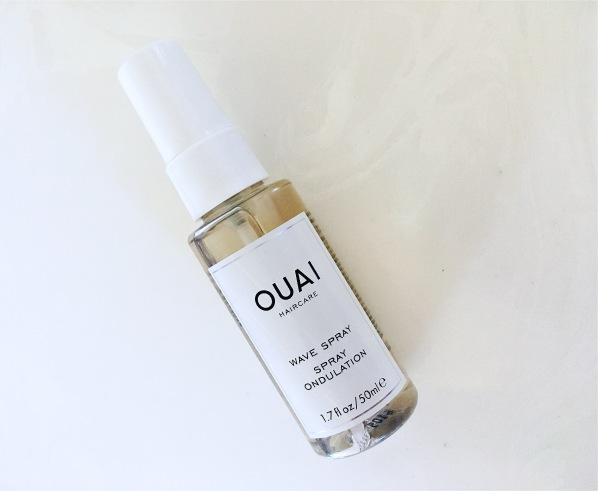 ouai wave spray hair