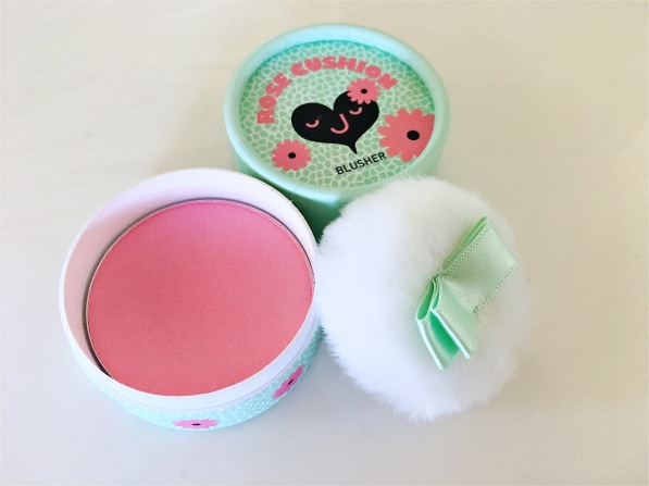 Rose Cushion Blusher etude house