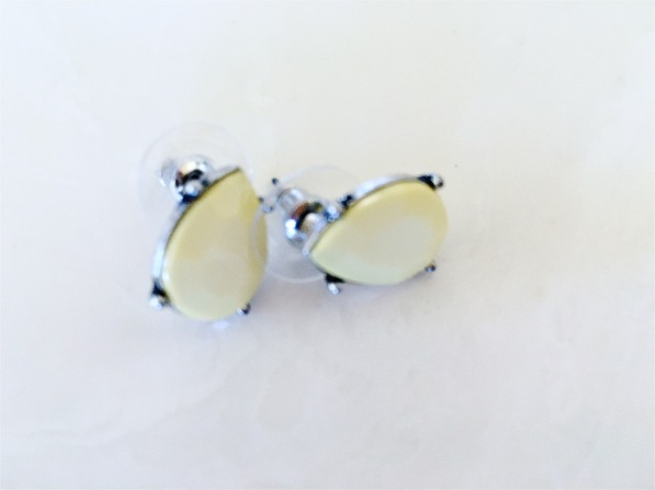 terressa earrings yellow:silver Wantable