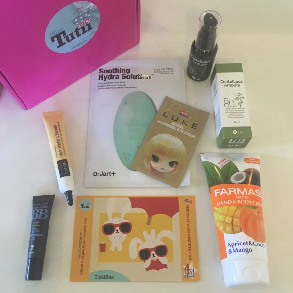 Tutii Box July 2016