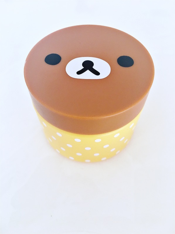 Apieu Rilakkuma Editions Aqua nature clouding cream