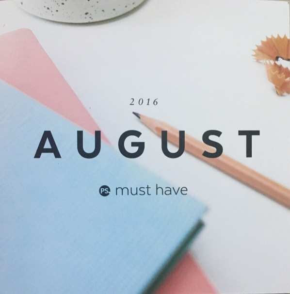 August Must Have
