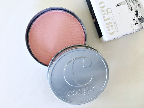 cargo blush in 'the big easy'