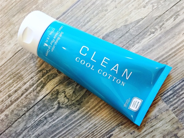 Clean Body Lotion in Cool Cotton