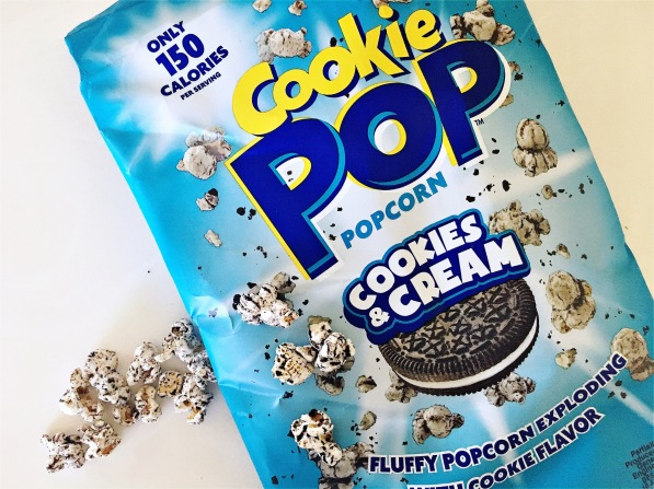 cookie pop popcorn