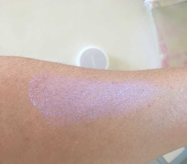 Milk Highlighter swatch Supernova