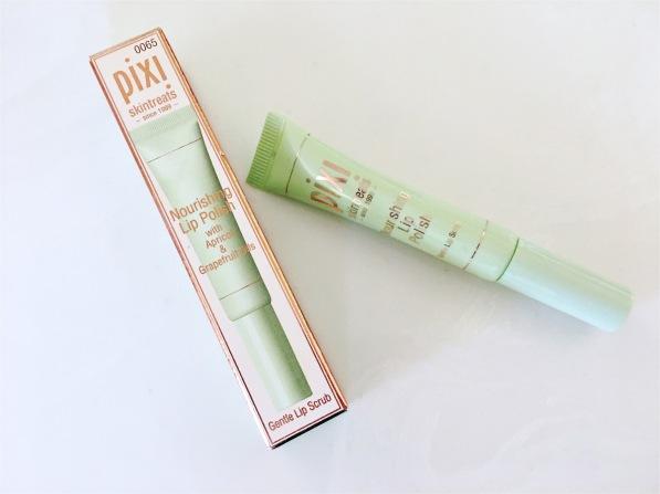 pixi skintreats lip polish