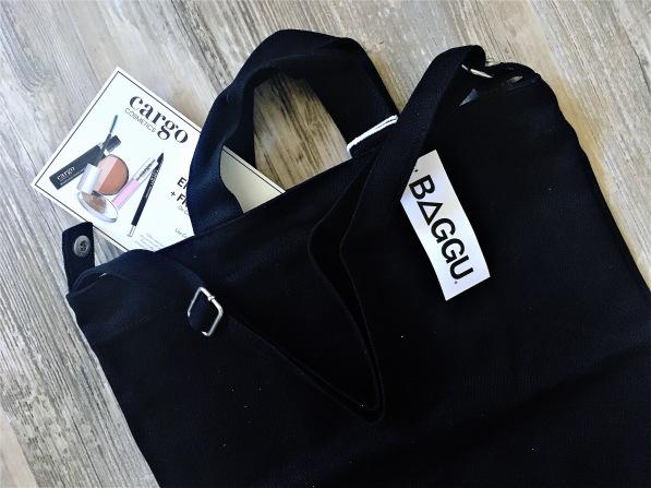 PSMH Baggu Duck Bag black