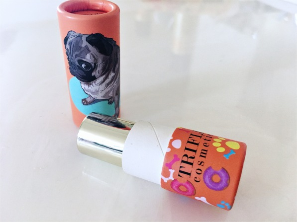 pug lippy trifle cosmetics