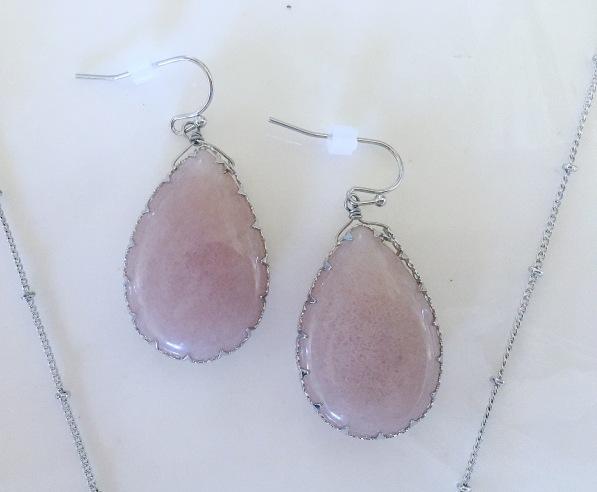 Brenna Earrings Silver