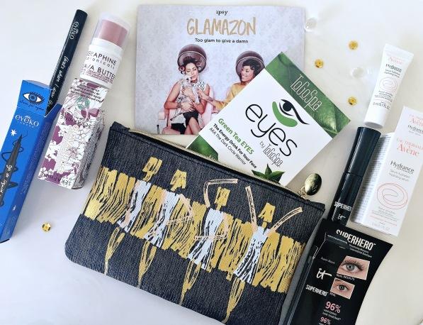 Ipsy Glam Bag September 2016.jpg