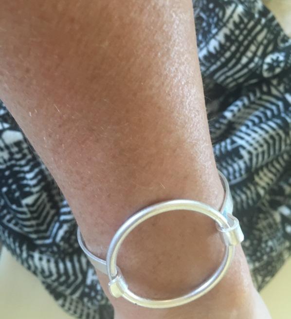 Marlowe Bracelet Silver