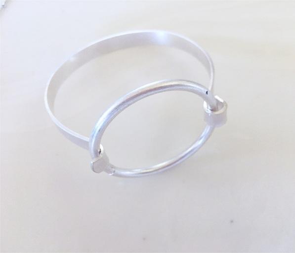 Wantable Marlowe Bracelet Silver