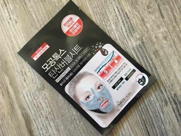 mediheal-mogongtox-soda-bubble-sheet-mask
