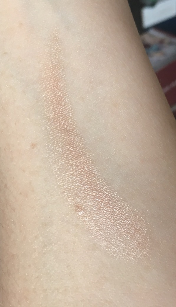 benefit highlight swatch