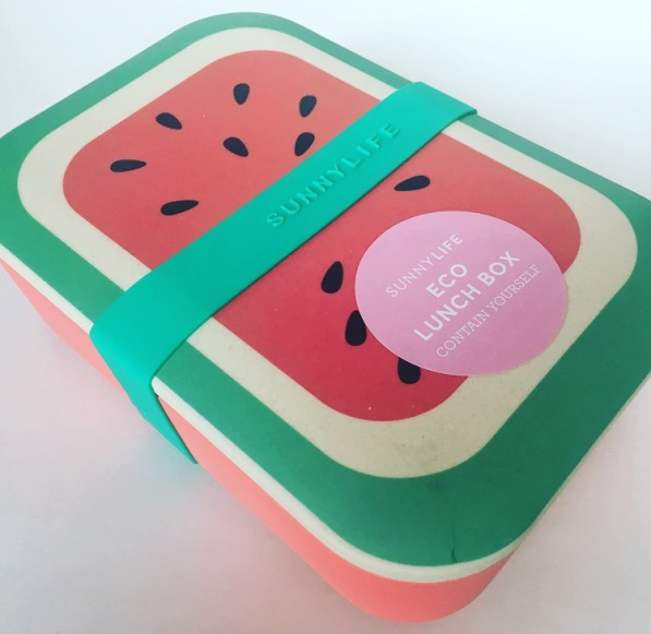 Eco Lunch watermelon by Sunnylife