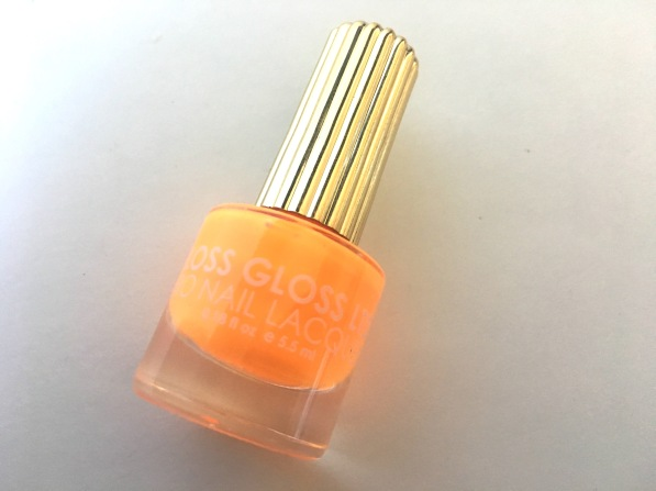 Floss Gloss Neon Polish