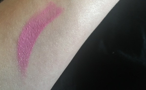 LA Girl Lip paint swatch