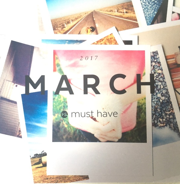 Popsugar Must Have March 2017
