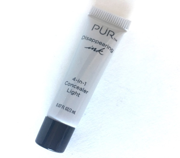 Pur Cosmetics Disappearing ink light