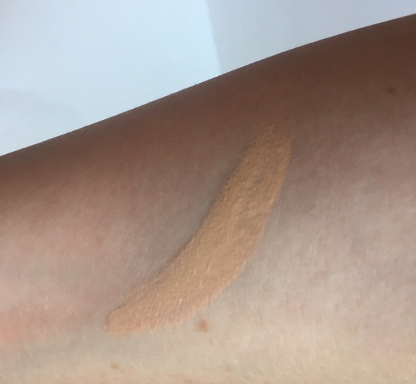 Pur Cosmetics Light Disappearing ink swatch