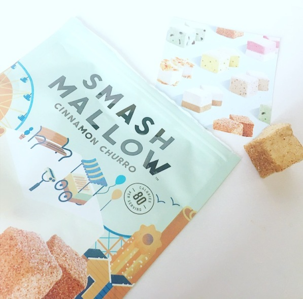 Smashmallow Cinnamon Churro