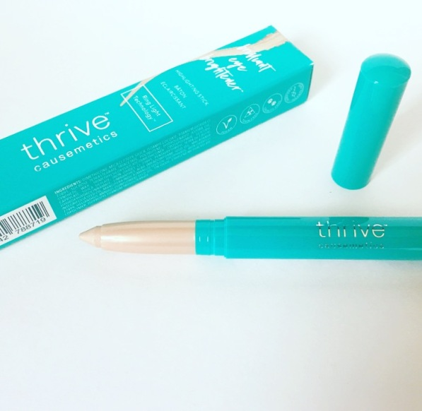 thrive Causemetics Brilliant eye brightener in Stella