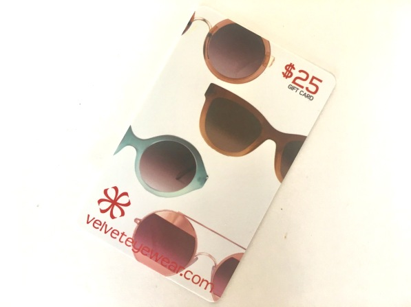 Velvet Eyewear 25 gc