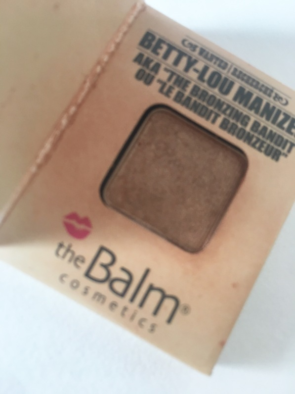 the Balm Betty Lou Manizer