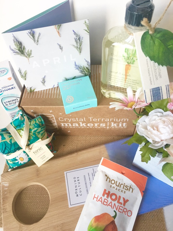 April Must Have Box