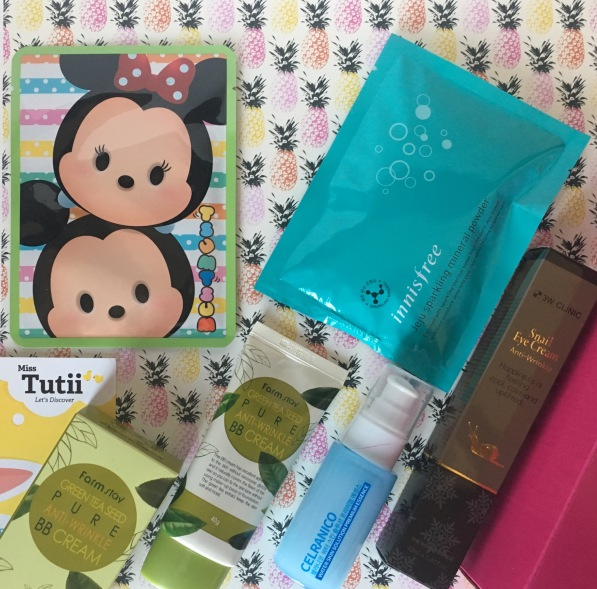 April's Miss tutii Box 2017