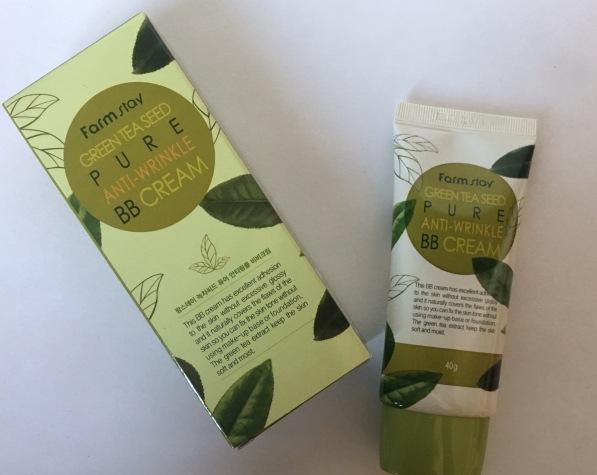 Farm Stay Green Tea anti-Wrinkle BB