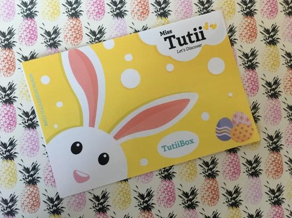 Miss Tutii April 2017 cARD