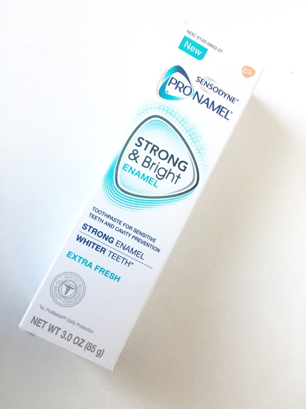 pronamel Strong and Bright